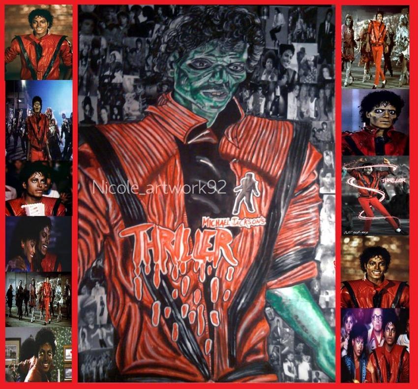Michael Jackson by NicoleBoo
